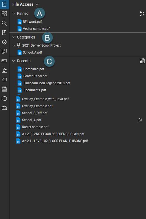 Sharing File Access in Bluebeam Revu