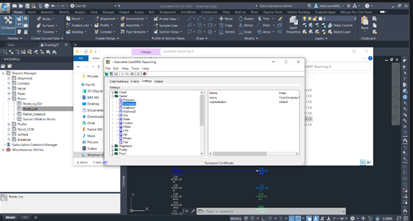How to Customize Autodesk Civil 3D Reports