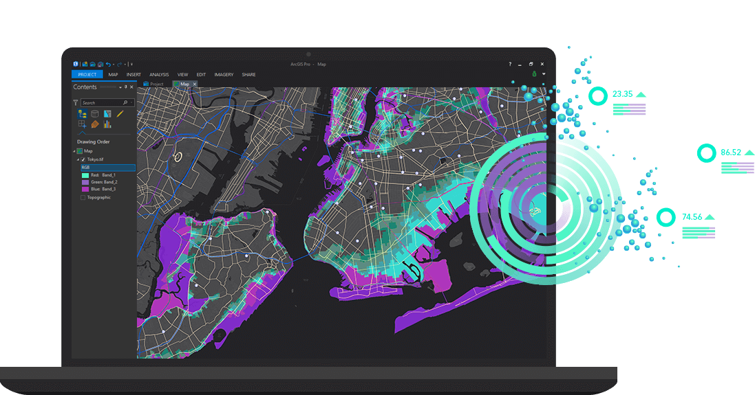 Choosing the Right Tools to Successfully Implement ArcGIS in Your AEC Firm